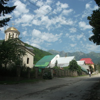 Красная поляна - улица Заповедная