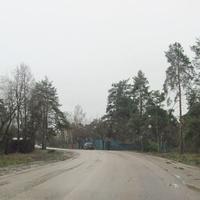 Проезжая деревню