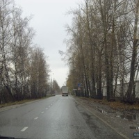 Въезд в Тарычево