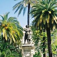 Севилья. Памятник