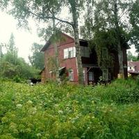 Зеленогорск. Старый дом.