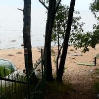 Зеленогорск. Залив у рыбацкого кооператива.