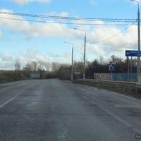 Дорога в поселок