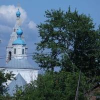 Храм Рождества Богородицы (Монастырёк)