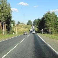 Проезжаем Ивановское