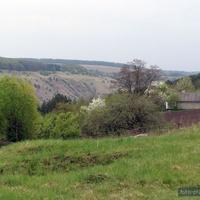 Вид на Кармалюкові скали