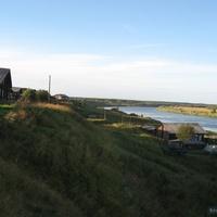 Кони крайняя точка деревни