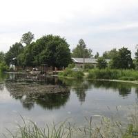 Красное Село, озеро Долгое.