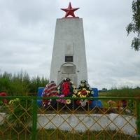 братская могила д.Задебря