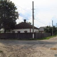 Перекрёсток Русиянова и Кочерживка