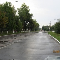 Лебедин, Ленина улица