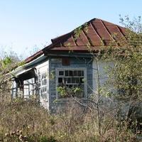 остатки дома на ул. Некрасова