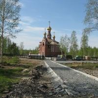 Красноуральск строит храм