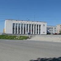 Администрация города, ул Строителей