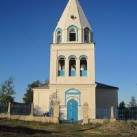 Церковь в Старом Бурце