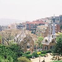 Барселона, Парк Антонио Гауди