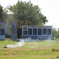 Памятник погибшим воинам в годы Великой Отечественной войны