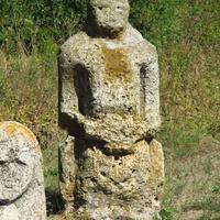 Половецкая скульптура