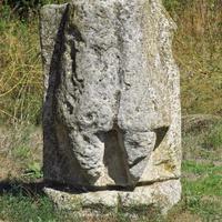 Часть статуи