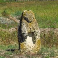 Половецкие бабы на Каменной могиле