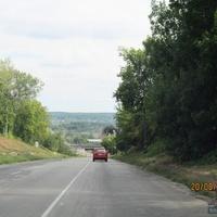 Красноград, дорога в Крым