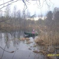 Денисова Горка, мост через р. Коломенка