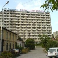 Зори Ставрополья, санаторий в Пятигорске