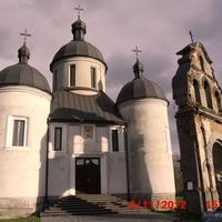 Храм Св.Миколая (дзвінниця 1510 р)