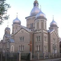 Стрий. Храм Благовіщення Пречистої Діви Марії УГКЦ