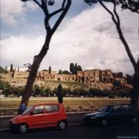 По дороге к Риму.