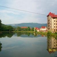 с.Поляна, пруд