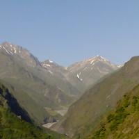 Долина села ГДЫМ
