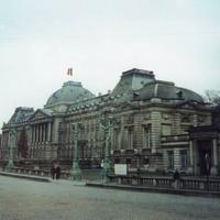 Брюссель. Дворец Правосудия.