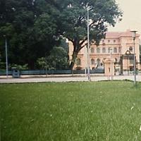 Ханой, административное здание на площади