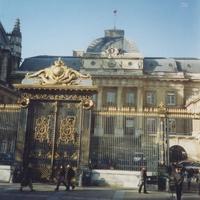 Париж. Дворец Правосудия.