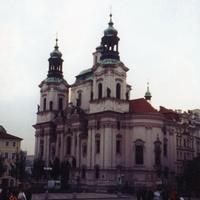 Прага. Староместская ратуша.