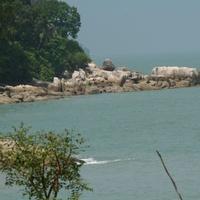 Джорджтаун. Берег Андаманского моря.