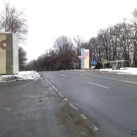 Межа областей Житомирська-Вінницька