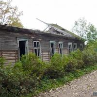 """бывшее здание правления колхоза """"Заря"""""""