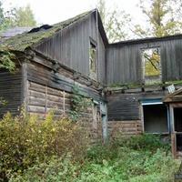 бывшее здание сельского клуба