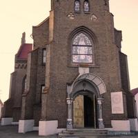 Борислав.Церква св. Анни.