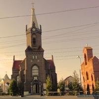 Борислав.Церква святої Анни.