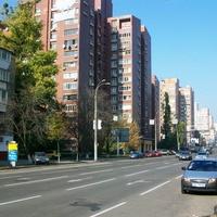 Киев, ул. Горького