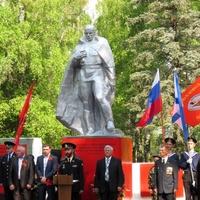 Заокский. День Победы 9 мая 2012 г.