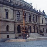 Прага. Национальный театр.