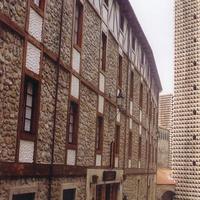 Монастырь Арансасу (XV-XX вв...), теперь здесь гостиница.