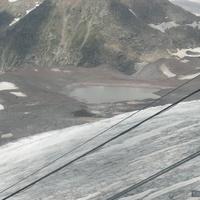 Экскурсия на Эльбрус, озеро в горах