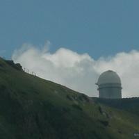 Экскурсия на Эльбрус, старая обсерватория