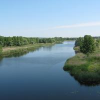 Река Воронеж перед Чертовицами(красота-а-а!)