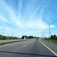 Сенновские Выселки, дорога Москва - Кубань